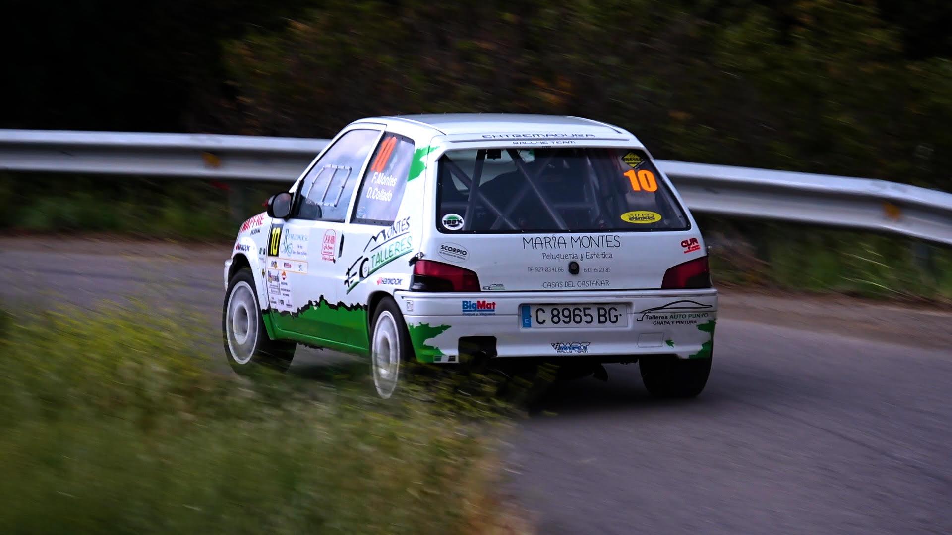 Montes y Collado segundos de la Challenge Rallycar del XVI Rallysprint Villa de Feria (6)