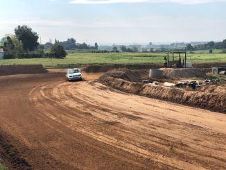 Novena posición para Óscar Casado de Ráfagas Racing en el Autocross de Esplús
