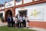 Primer Accésit en los Premios Espiga con el Colegio de la Luz (2)