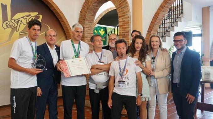 El Santa Teresa Badajoz logra el Primer Accésit en los Premios Espiga con el Colegio de la Luz