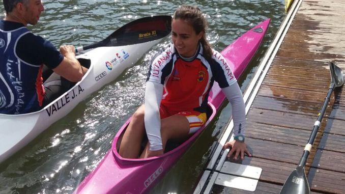 Teresa Tirado sexta en la 2ª Copa de España de Sprint Olímpico disputada en Trasona