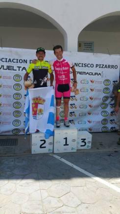 01 Ramon Gonzalez Melo Campeón de Extremadura y primero en MC4