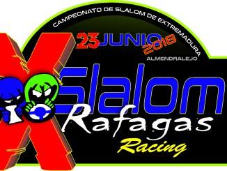 Almendralejo acoge el sábado el X Slalom Ráfagas Racing
