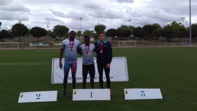 Buenas sensaciones de los atletas del Capex en Huelva y Salamanca
