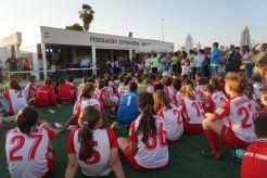 Despedida de la temporada del Santa Teresa Badajoz por todo lo alto con partidos, diversión y reconocimient ( (4)