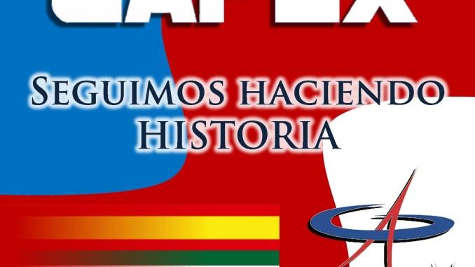 El CAPEX finaliza quinto en la LIGA NACIONAL Masculina de Primera División