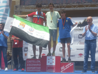 El Cacereño David Gil Gonzalez subcampeón de España de Carreras por Motaña en categoría Cadete