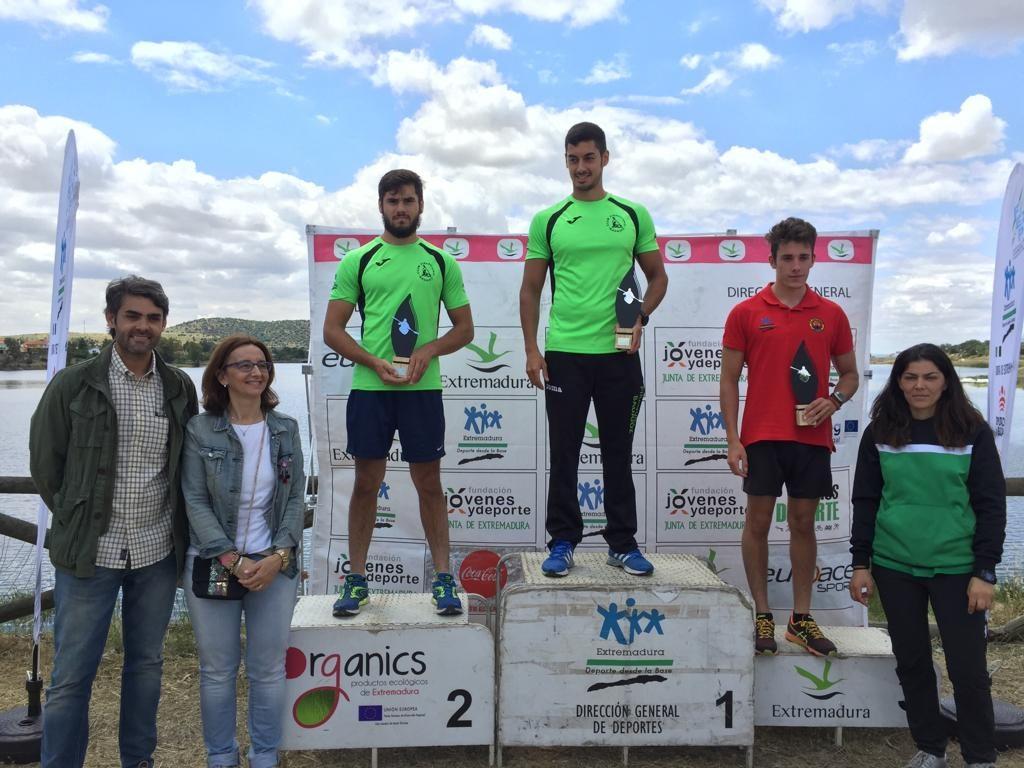Juan Antonio Valle Gallardo Consigue para el Piragüismo Extremeño un Cuarto Puesto en la Final Hombres Sub-23
