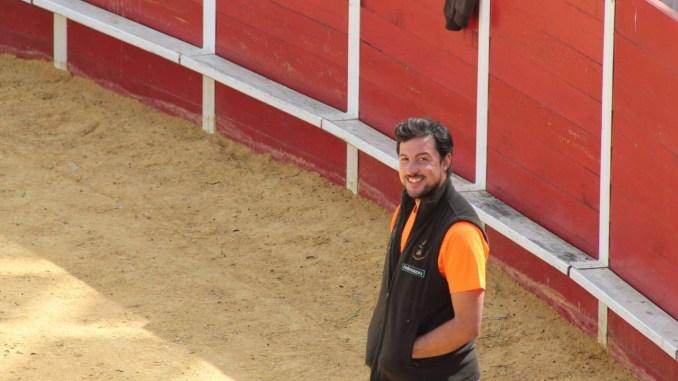 Juan Rubiales, nuevo presidente de JOCAEX (Jóvenes Cazadores de Extremadura)