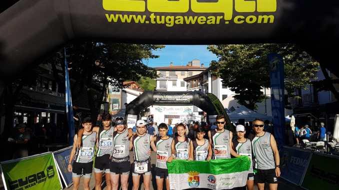 Podiums Extremeños en la cuarta prueba de la COPA DE ESPAÑA de Carreras por Montaña en Zumaia