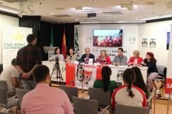 Presentacion VIII Womens Cup Badajoz 2018 1