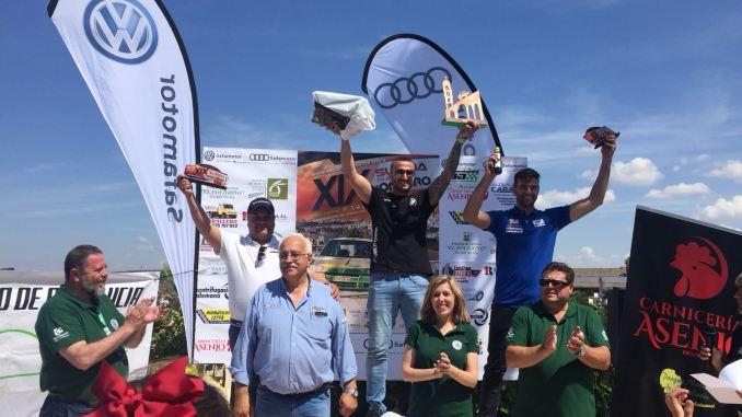 Sendos segundos puestos de David Navarro en la XIX Subida Ciudad de Montoro