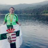 Doblete de oros para Elena Ayuso en el L Campeonato de España de Sprint en Verducido