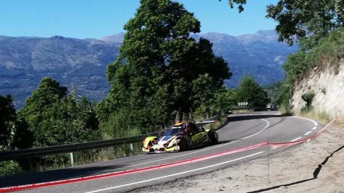 Victorias de Montes en turismos y Flores en monoplazas en la I Subida Valle del Jerte