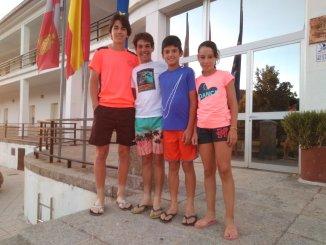 """Cuantro extremeños finalistas de la cuarta edición del Torneo Nacional Ciudad de Bejar """"OPEN CASTILLA Y LEÓN"""""""