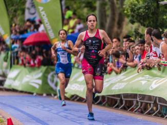 Gran actuación extremeña en los Campeonatos de España de Triatlón Sprint y Acuatlón