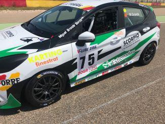 Valedera para la Copa de Extremadura de Tramos Cronometrados y el Campeonato de España de Montaña