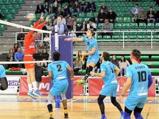 """Guillermo Tovar """"Guille"""" renueva otra temporada por el AD. Cáceres Voleibol"""