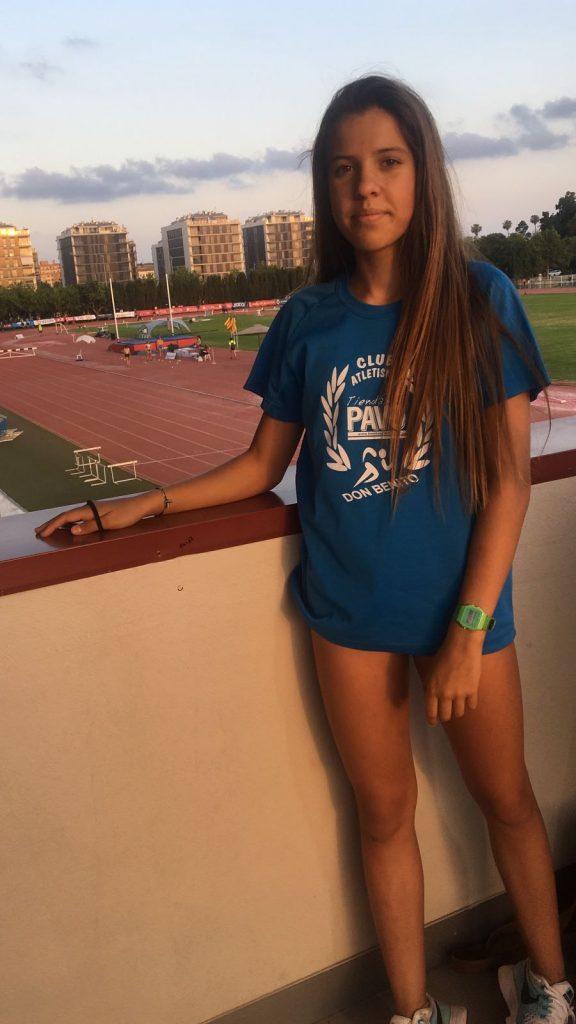 Campeonato de España Cadete de Pista al aire libre en los 100ml