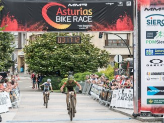 Pedro Romero ganó la etapa reina de la MMR Asturias Bike Race 2018