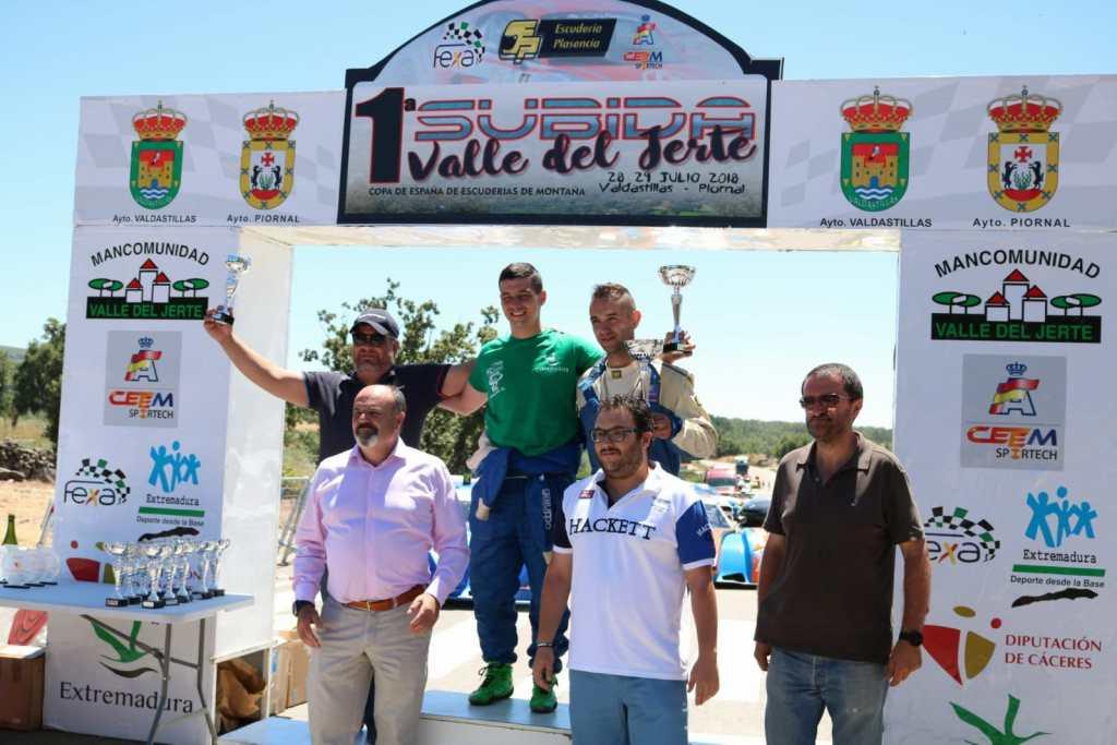 Incontestable victoria de Paco Montes en la l Subida Valle del Jerte