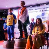 Bronce y récord de España para Loida Zabala en el Campeonato de Europa de Press de Banca de Merignac