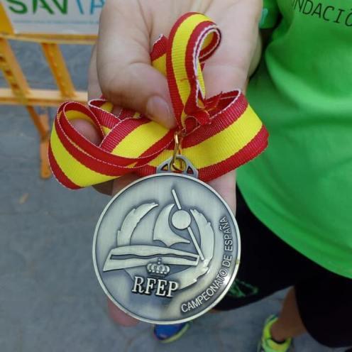 Elena Ayuso Maratón de España
