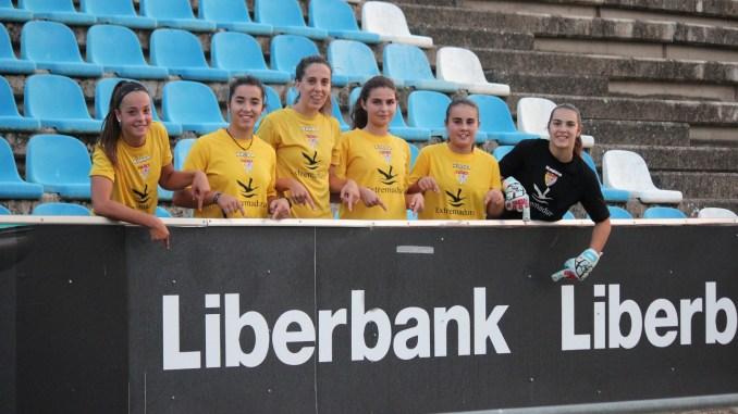 Liberbank patrocinará al Santa Teresa Badajoz las próximas temporadas