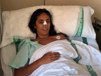 María Carrero vuelve a ser intervenida del tabique y se perderá la pretemporada