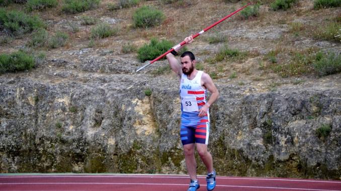El atleta villafranqués lanzador de jabalina Jorge López será operado del Ligamento Cruzado Anterior (LCA)