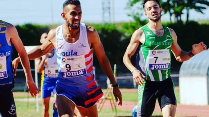 ElAtleta de Almendralejo Mohamed Chikhaoui defenderá los colores del CAPEX