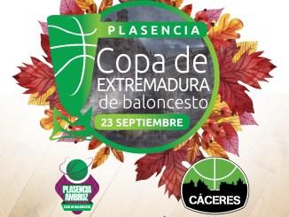 CB Extremadura Plasencia y al Cáceres Patrimonio de la Humanidad disputarán la Copa de Extremadura 2018