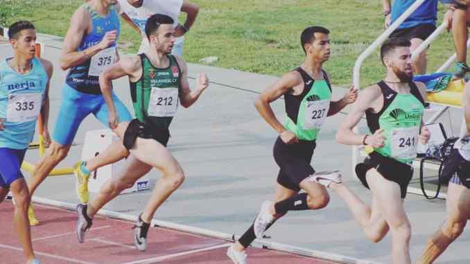 Atleta extremeño de Navaconcejo ANDRÉS SERRANO ficha por el CAPEX