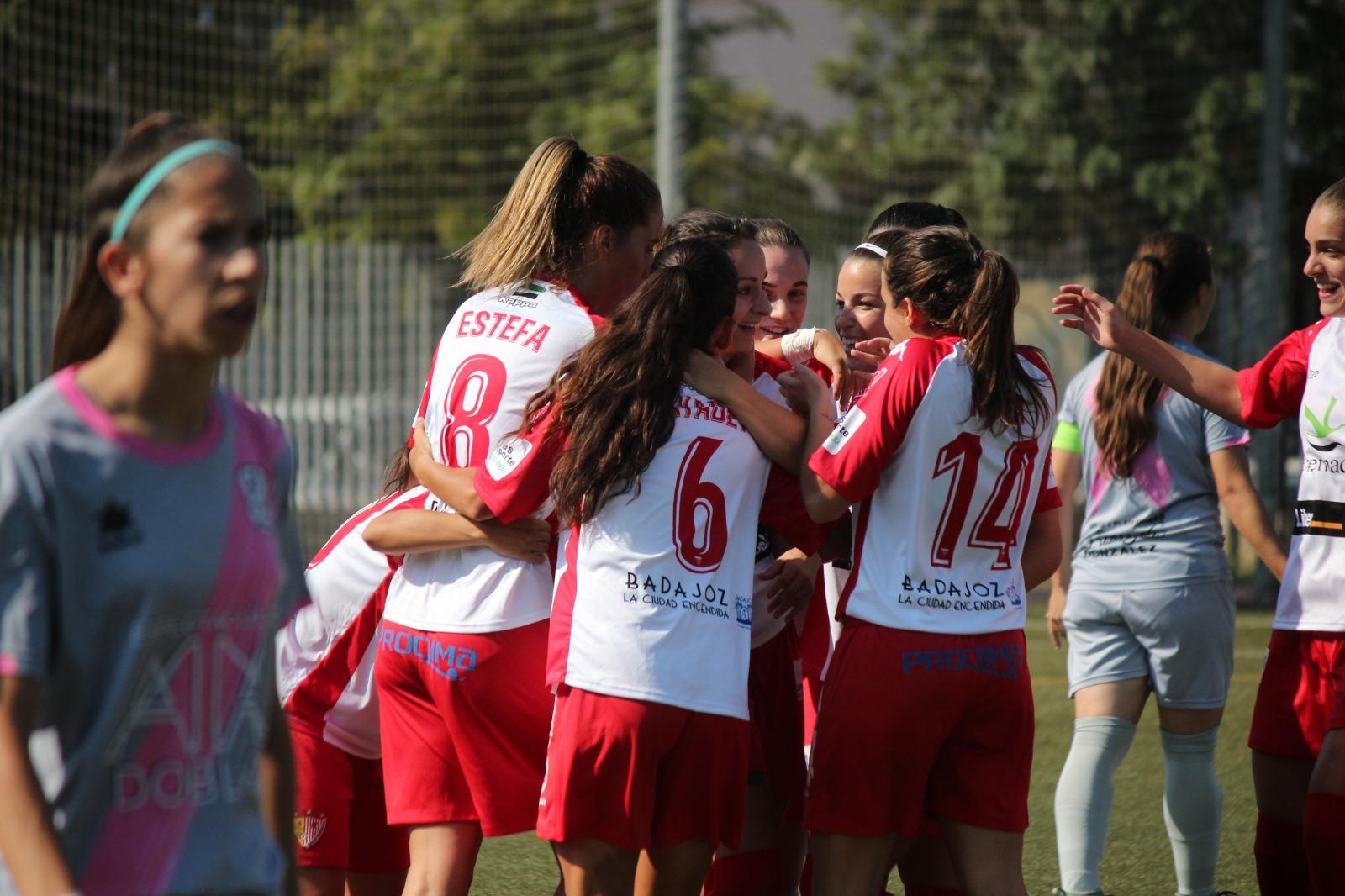 Nueva victoria del Liberbank Santa Teresa Badajoz ante Pozoalbense