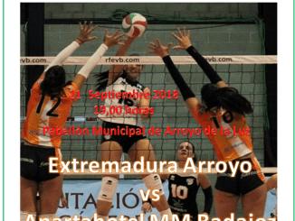 Arroyo de la Luz acoge el Torneo de Elite Femenino Diputaciones Provinciales