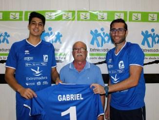 Último fichaje del Extremadura CCPH el brasileño Gabriel Souza