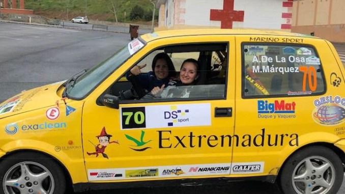 El Extremadura Rallye Team ante la cita clave en la lucha por los regionales