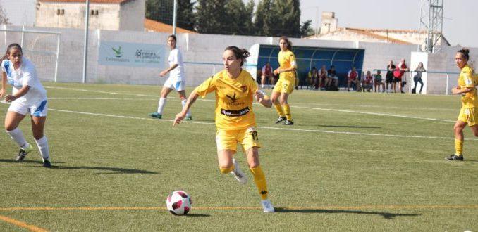 Balance de la jugadora Belén Martínez del primer tramo de la temporada