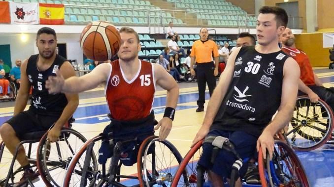 El Mideba Extremadura quiere buscar a victoria en el inicio de la temporada