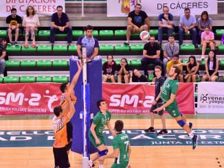 El Extremadura Cáceres PH viaja a Palencia para disputar cuarta jornada de la Superliga 2 de voleibol
