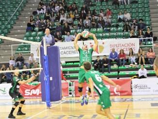 Victoria del Extremadura CCPH por 3-0 ante el Vitaldent Bruxas