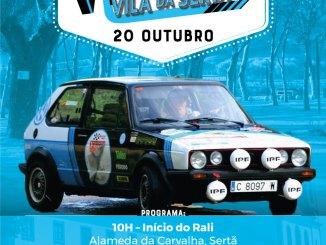Dos vehículos extremeños en el V Rali Histórico Vila da Sertã