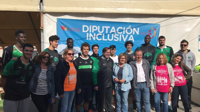 Torta del Casar Extremadura participa en el III Encuentro Diputación Inclusiva
