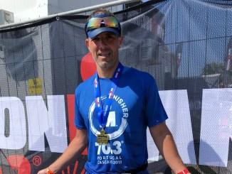 Sara Candelario tercera en la media maratón de Almodóvar del Río