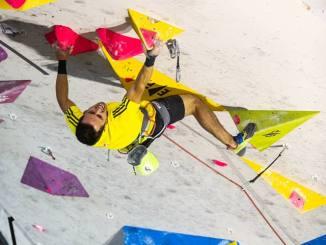 Javier Cano gana el Campeonato de España de Escalada Deportiva y el Campeonato de España OverAll