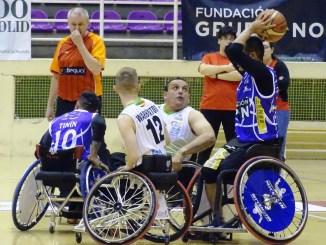 El Mideba Extremadura no da opciones a la Fundación Grupo Norte Valladolid