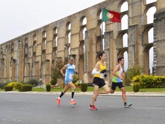 Ganadores de la XXXI Media Maratón Elvas-Badajoz