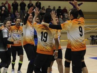 El Extremadura Aparthotel MM Badajoz despide el año con una gran victoria ante Cáceres y se sitúa tercero