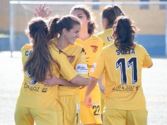 Goles y buen fútbol del Liberbank Santa Teresa Badajoz en la visita a Híspalis
