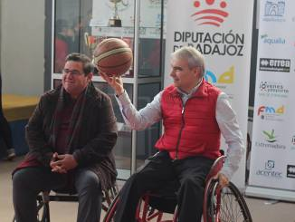 Iberocio, cita del Mideba Extremadura con los más jóvenes